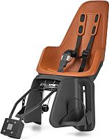 Детское велокресло Bobike One maxi 1P / 8012200004 (chocolate brown) -