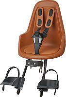 Детское велокресло Bobike One mini / 8012000012 (coffee brown) -