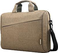Сумка для ноутбука Lenovo Casual Toploader T210 / GX40Q17232 (зеленый) -