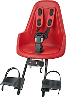 Детское велокресло Bobike One mini / 8012000006 (strawberry red) -