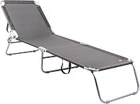 Раскладушка GoGarden Camper 50302 (серый) -