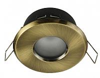 Точечный светильник Maytoni Metal DL010-3-01-BZ -