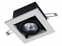Точечный светильник Maytoni Metal DL008-2-01-W -