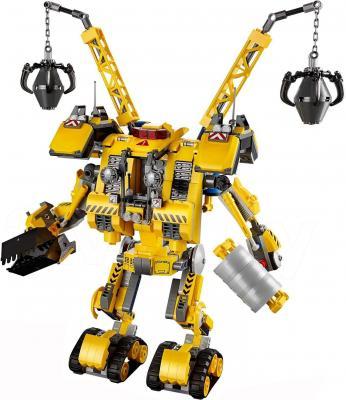 Конструктор Lego Movie 70814 Робот-конструктор Эммета - общий вид