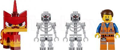 Конструктор Lego Movie 70814 Робот-конструктор Эммета - минифигурки