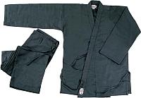 Кимоно для карате No Brand KAR-BLACK-00 -