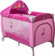 Кровать-манеж Coto baby Samba Lux (10) -