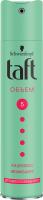 Лак для укладки волос Taft Объем и мегафиксация (225мл) -