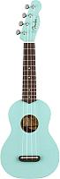Укулеле Fender Venice Soprano Ukulele Daphne Blue NRW -