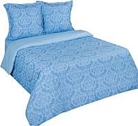Комплект постельного белья АртПостель Византия 909/1 (голубой) -