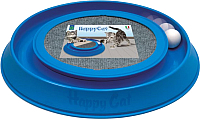 Игрушка-когтеточка Georplast HappyCat 10596 (синий) -