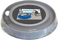 Игрушка-когтеточка Georplast HappyCat 10596 (серый) -