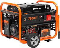 Бензиновый генератор Daewoo Power GDA 8500E-3 -
