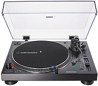 Проигрыватель виниловых пластинок Audio-Technica AT-LP120-USBHC BK -