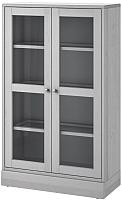 Шкаф с витриной Ikea Хавста 892.751.09 -