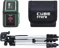 Лазерный уровень ADA Instruments Cube Mini Green Professional Edition / A00529 -