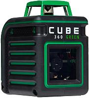 Лазерный нивелир ADA Instruments Cube 360 Green Professional Edition / A00535 -