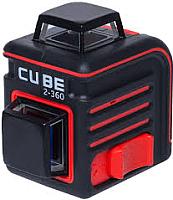 Лазерный нивелир ADA Instruments Cube 2-360 Professional Edition / A00449 -