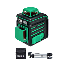 Лазерный уровень ADA Instruments Cube 2-360 Green Professional Edition / A00534 -