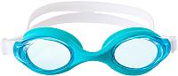 Очки для плавания LongSail Motion L041647 (бирюзовый/белый) -