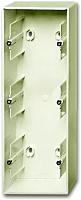 Подрозетник ABB Basic 55 1799-0-0970 (шале-белый) -