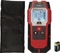 Детектор скрытой проводки ADA Instruments Wall Scanner 80 (A00466) -