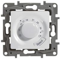 Терморегулятор для теплого пола Legrand Etika 672230 (белый) -