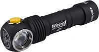 Фонарь Armytek Wizard v3 Magnet USB XP-L + аккумулятор 18650 Li-Ion / F05401SC -