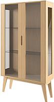Шкаф с витриной Молодечномебель Инстант B-2 -