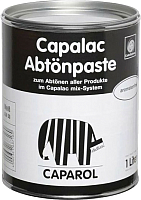 Колеровочная паста Caparol Capalac Mix Paste 36 Transparent Rot (1л, прозрачно-красный) -