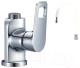 Смеситель РМС SL134-017FK + S134W (белый) -