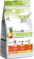 Корм для собак Trainer Fitness 3 Adult Mini Rabbit & Potatoes (7.5кг) -