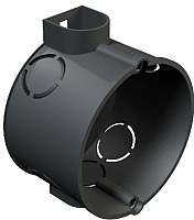 Подрозетник OBO Bettermann 2003015 (черный) -