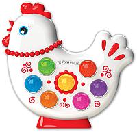 Развивающая игрушка Азбукварик Веселушки. Курочка Ряба / AZ-2223 -