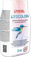 Фуга Litokol Litocolor L.00 (2кг, белый) -