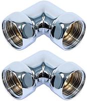 Фитинги для полотенцесушителя Smart 740SCH0505 (угловой) -