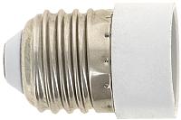 Адаптер EKF PROxima AD-E27-E14-w (белый) -