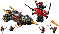 Конструктор Lego Ninjago Земляной бур Коула 70669 -