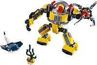 Конструктор Lego Creator Робот для подводных исследований 31090 -