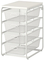 Система хранения Ikea Альгот 392.761.68 -