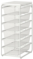 Система хранения Ikea Альгот 692.762.99 -