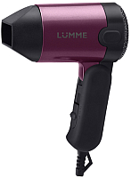 Компактный фен Lumme LU-1044 (фиолетовый чароит) -