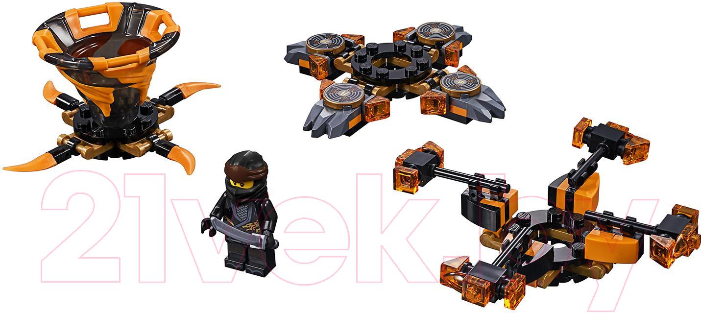 Купить Конструктор Lego, Ninjago Коул: мастер Кружитцу 70662, Китай, пластик