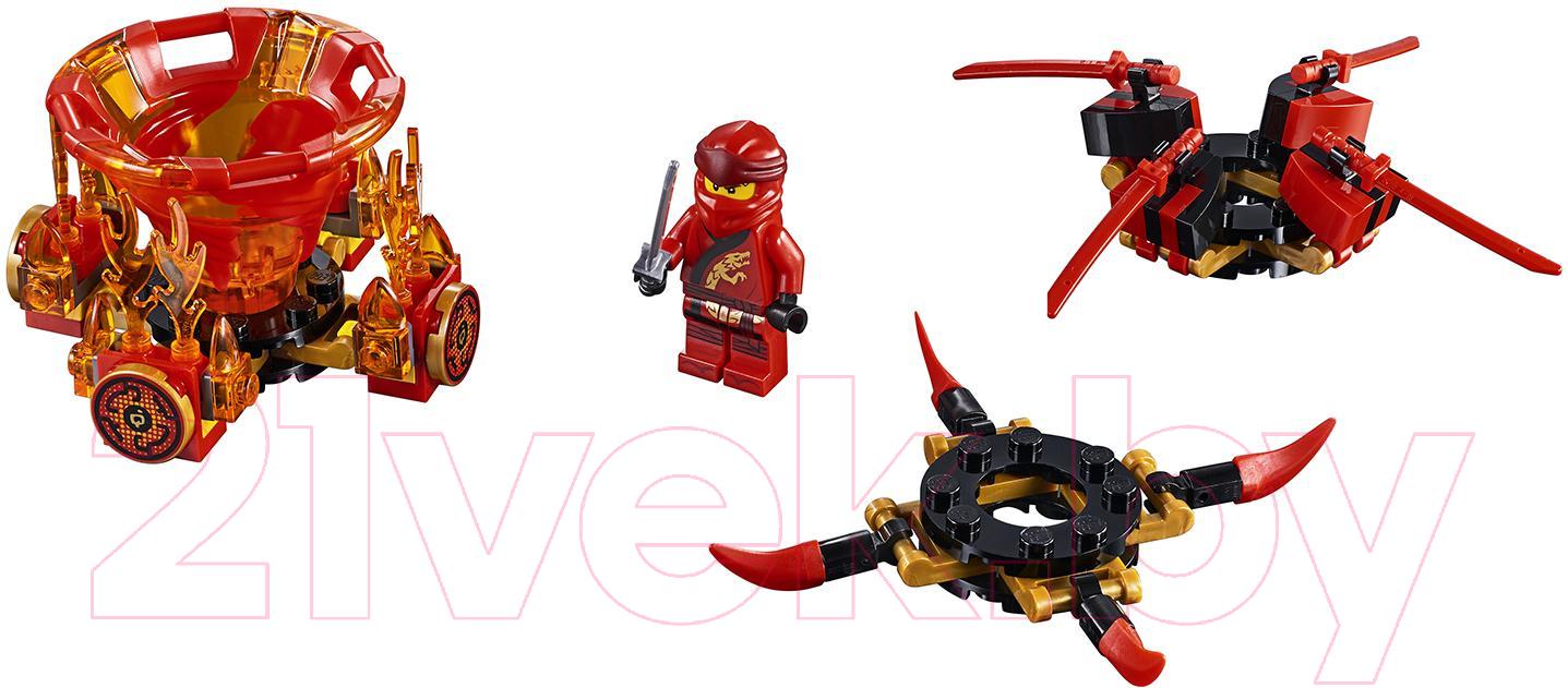 Купить Конструктор Lego, Ninjago Кай: мастер Кружитцу 70659, Китай, пластик
