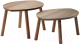 Комплект журнальных столиков Ikea Стокгольм 103.841.73 -