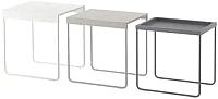 Комплект журнальных столиков Ikea Гранбода 903.866.82 -