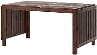 Стол садовый Ikea Эпларо 203.763.37 -