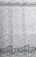 Шторка-занавеска для ванны Miranda Motives Grey -