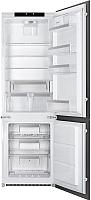 Встраиваемый холодильник Smeg C7280NLD2P1 -