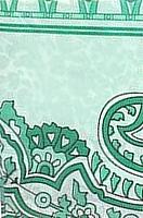 Шторка-занавеска для ванны Miranda Leopard Green -